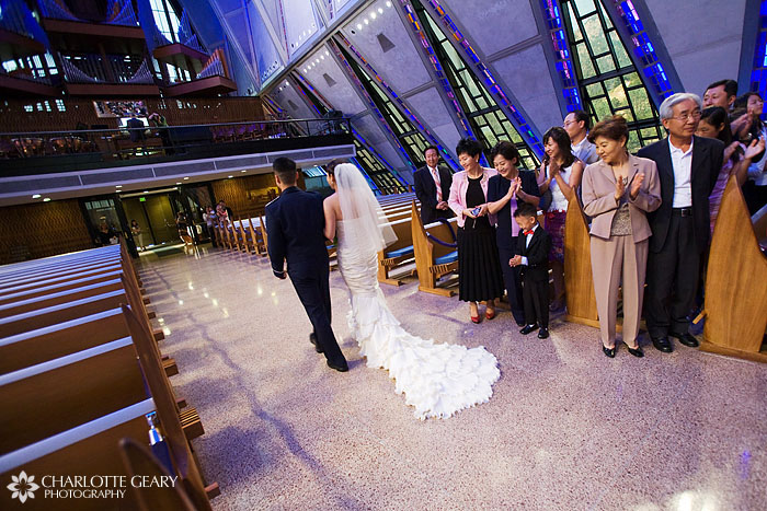Air Force Academy wedding in Colorado Springs