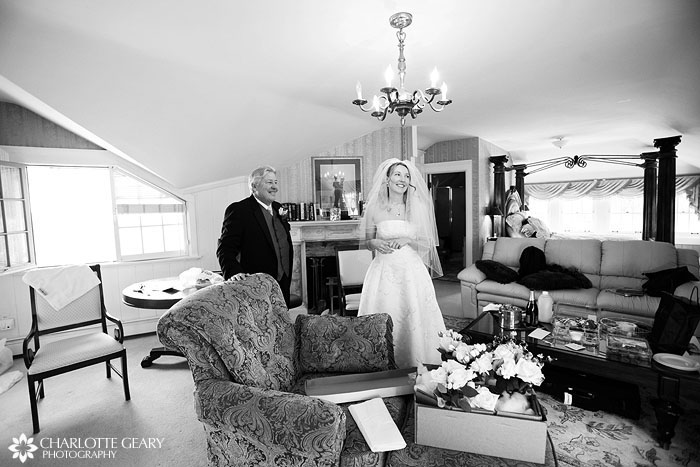 Rockledge Country Inn wedding in Manitou Springs