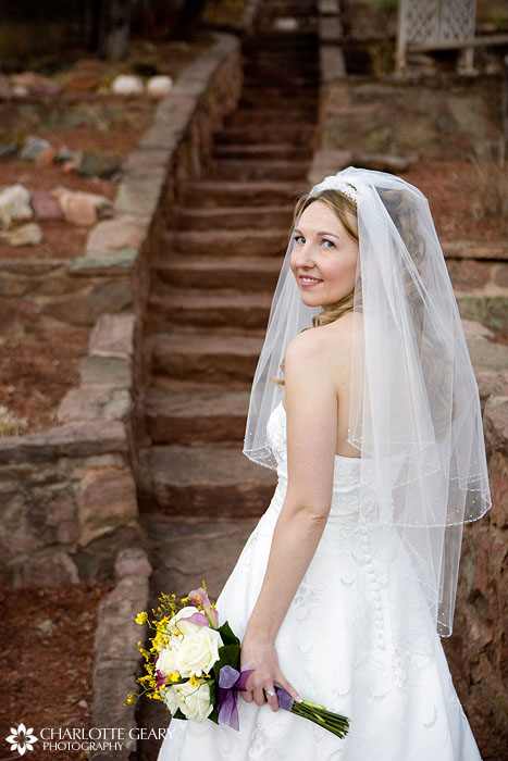 Onaledge wedding in Manitou Springs