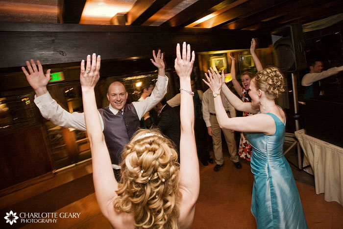 Craftwood Inn wedding in Manitou Springs