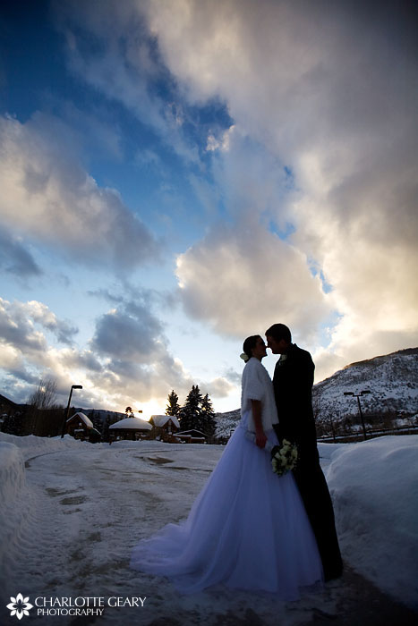 Donovan Pavilion wedding in Vail, Colorado