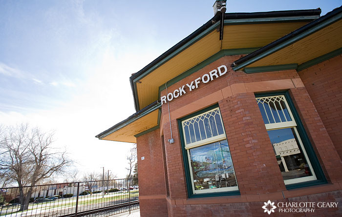 Rocky Ford train station