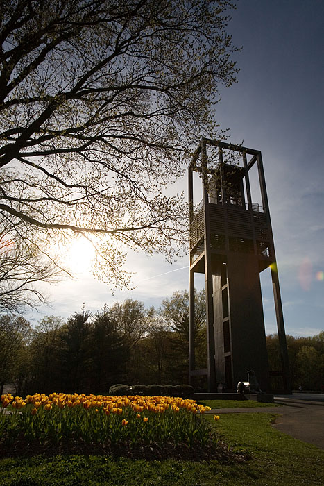 Netherlands Carillon in Arlington, Virginia