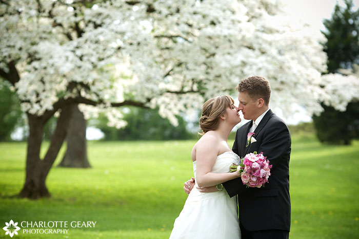 Wedding at Stone Manor Country Club