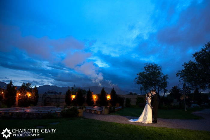 Hillside Gardens wedding in Colorado Springs