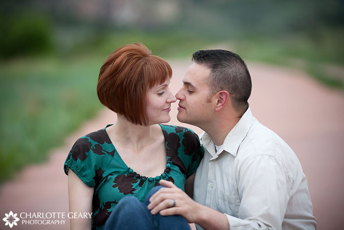 Colorado Springs portraits in the Garden of the Gods