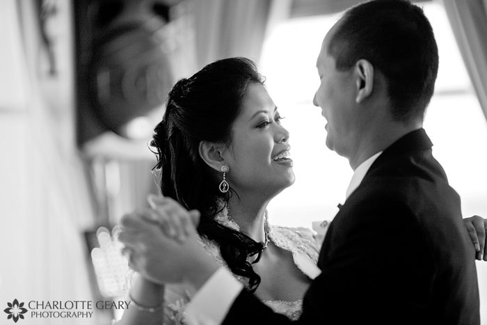 Wedding at the Cliff House in San Francisco