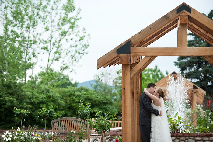Hudson Gardens wedding near Denver