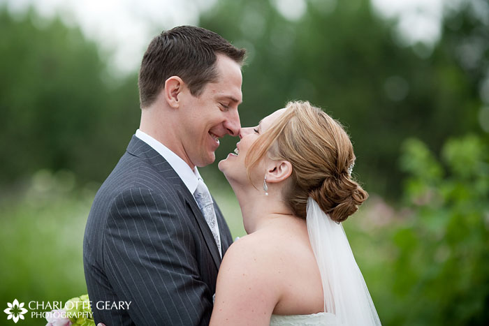 Hudson Gardens wedding in Littleton near Denver