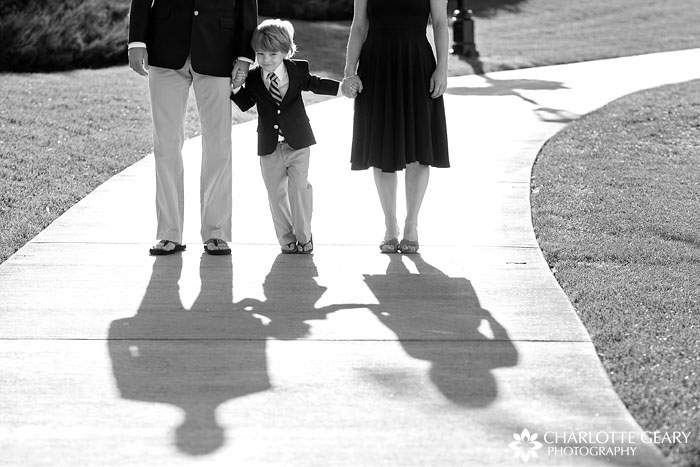 Colorado family portraits at the Broadmoor