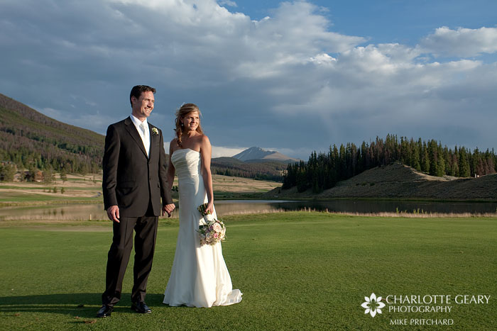 Wedding at Keystone Ranch in Colorado