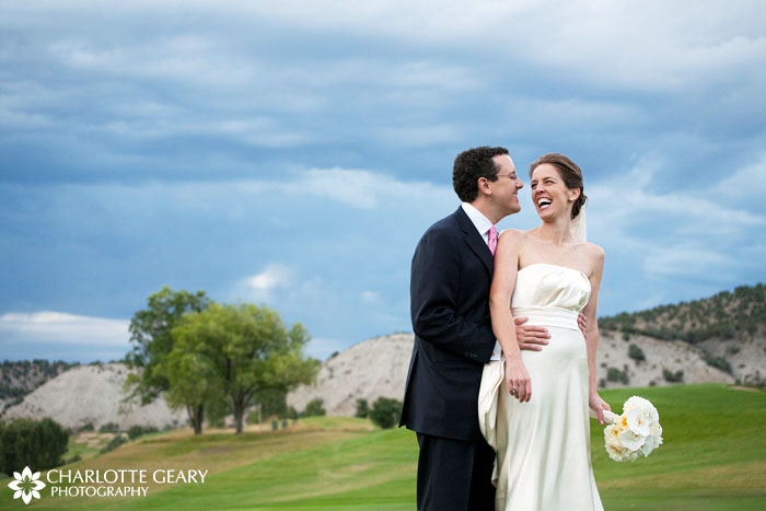 Eagle Springs Golf Club wedding