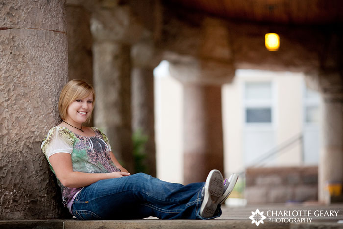 Colorado Springs senior pictures