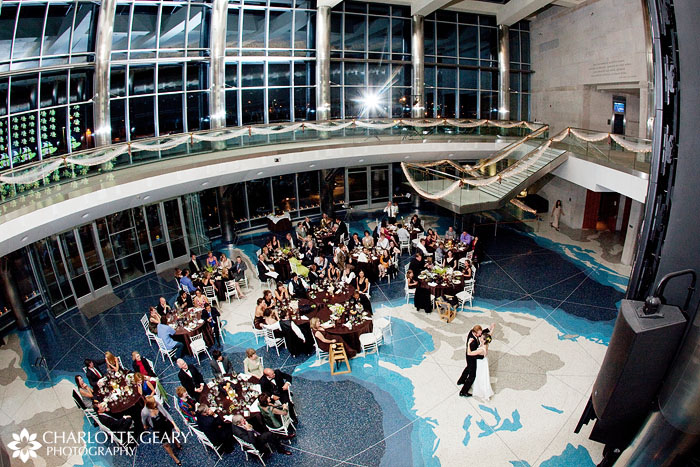 Cable Center wedding in Denver, Colorado