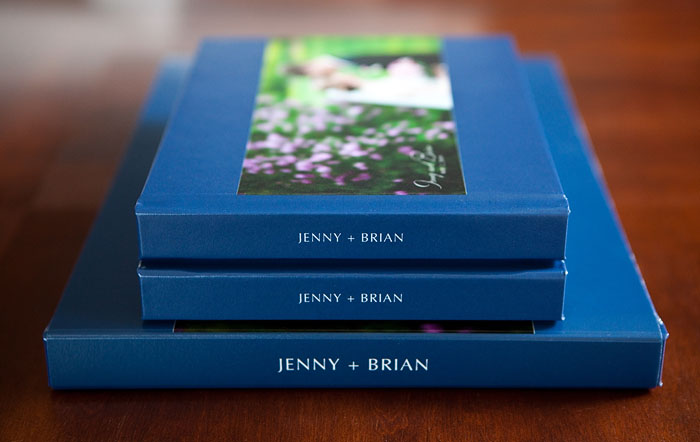Fine art book wedding albums