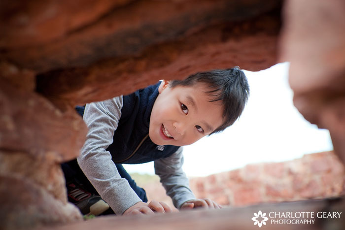 Colorado Springs children's photography