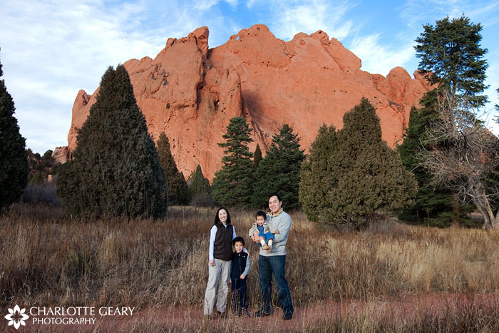 Colorado Springs family photographer